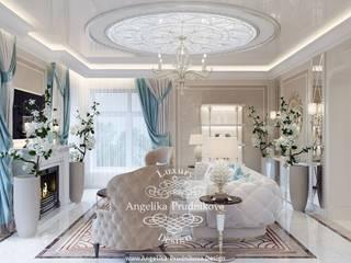 Klasik Oturma Odası Дизайн-студия элитных интерьеров Анжелики Прудниковой Klasik