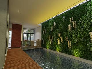 Rumah Bermain Oleh ARSITA STUDIO architecture