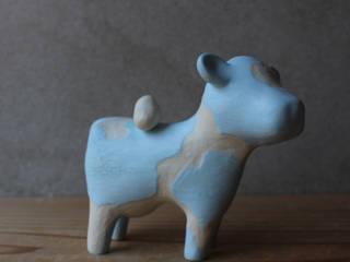 空シリーズ sky series の 陶刻家 由上恒美 Ceramic Sculptor tsunemi yukami
