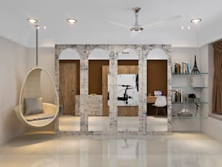 Modern study/office by ONYX DESIGNER STUDIO Modern