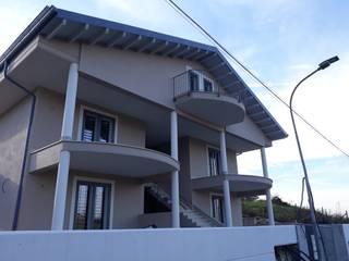 Architetto Paolo Cara Casas multifamiliares Beige