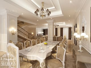 根據 Algedra Interior Design 古典風
