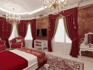 Klasyczny pokój dziecięcy od Студия дизайна интерьера Руслана и Марии Грин Klasyczny