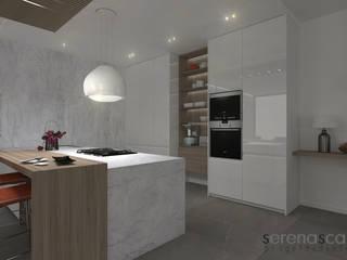Casa di Federica di serenascaioli_progettidinterni Moderno