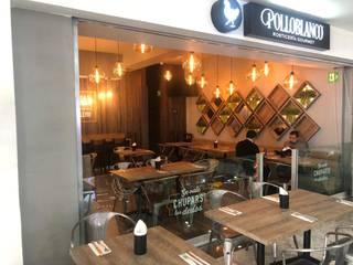 DE LEON PRO ร้านอาหาร ไม้ Wood effect