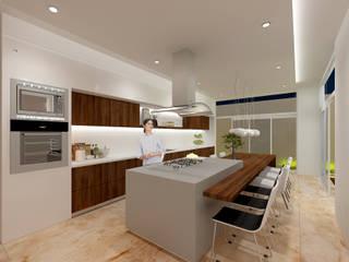 BTA DISEÑO Y CONSTRUCCION Moderne keukens