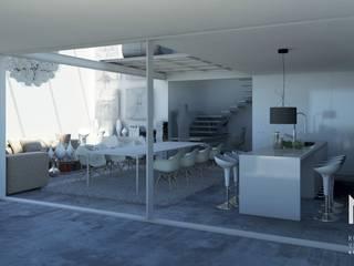 ARTEQUITECTOS Terrace