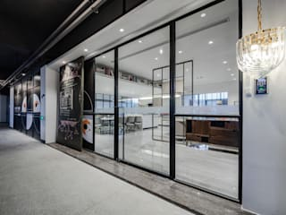 HEAP HAUS 宜皓空間設計 廣東東莞辦公室 根據 HEAP HAUS宜皓空間設計 現代風