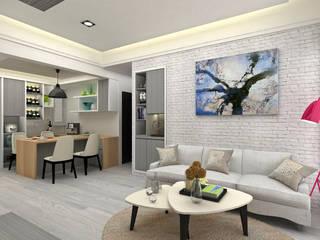 平鎮 平安南街 根據 亞晨室內裝修設計工程有限公司 北歐風