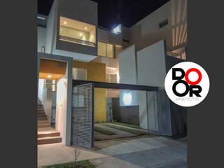 CASA ATLAS Casas minimalistas de DOOR arquitectos Minimalista