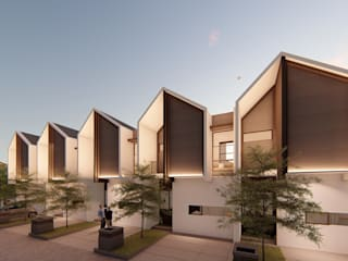 Amaranta Residence - 2nd phase Oleh Studio Benang Merah Modern