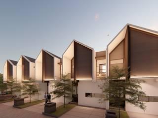 Amaranta Residence - 2nd phase Studio Benang Merah Rumah tinggal
