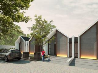 Amaranta Residence - 1st phase Oleh Studio Benang Merah Minimalis