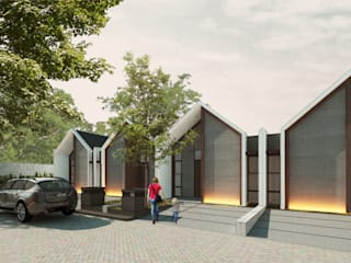 Amaranta Residence - 1st phase Studio Benang Merah Rumah tinggal