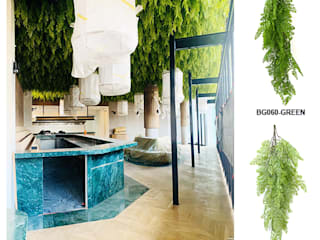 Artificial Plants Application SUNWING GREEN Dining roomAccessories & decoration Plastic Green