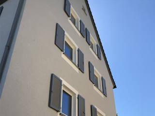 Karl Kaffenberger Architektur | Einrichtung Shutters Wood Grey