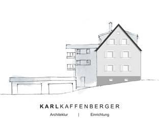 в современный. Автор – Karl Kaffenberger Architektur | Einrichtung, Модерн