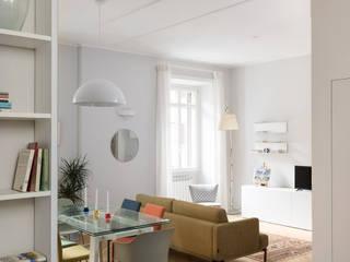 Grippo + Murzi Architetti Salas modernas