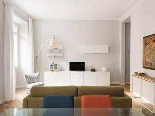 Grippo + Murzi Architetti Living room