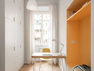 Casa MK Camera da letto moderna di Grippo + Murzi Architetti Moderno