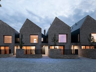 Woodside Mews от TAS Architects Модерн