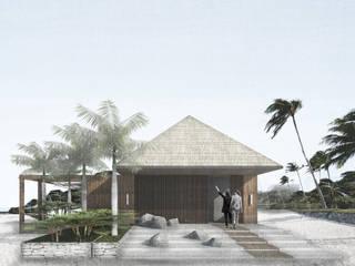 F Villa Studio Benang Merah Event Venue Tropis