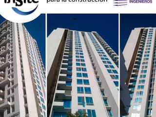 Diseño y ejecución de proyectos de Obra eléctrica y Telecomunicaciones de Insite S.A.S Moderno