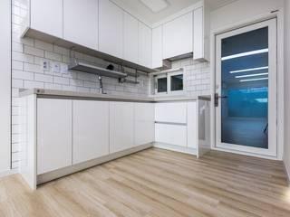 Modern Mutfak 한글주택(주) Modern