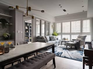陶璽空間設計 Modern living room
