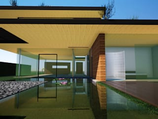 Modern Walls and Floors by BIOVILLA Modern