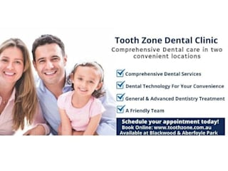 by ToothZone - Dentist in Adelaide Modern