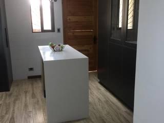 Cocina Villa Alemana de Arte y Casa SPA Clásico