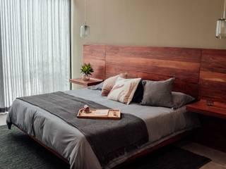TocoMadera Camera da letto moderna