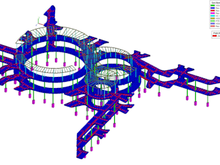 CORREDOR TURISTICO TULUM, QUINTANA ROO de DIESMARQ (Diseños Estructurales Márquez)