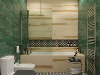 Classic style bathroom by 3D GROUP Classic