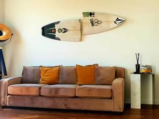 Apartamento Alto da Barra, Oeiras por CMM Interiores, Ambientes & Decoração Eclético