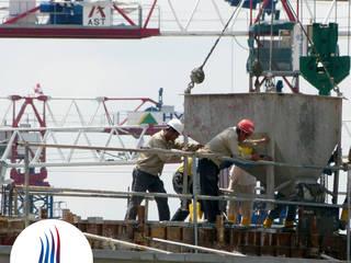 Estructuras Arquitectónicas de AS Constructores Industrial