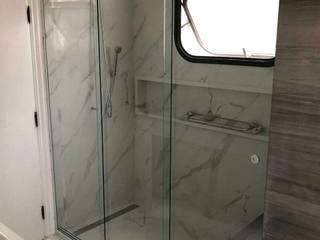 Box de vidro por Vidracaria 3 geracao Moderno