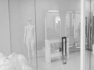 Fachadas de vidro por Vidracaria 3 geracao Moderno