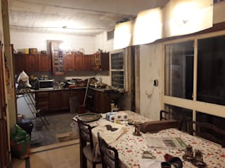 Cocina Ocho de Zima Arquitectura