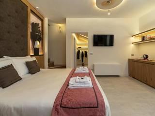 Modern hotels by Idea Design Factory Modern
