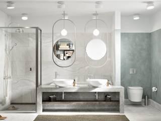 Sui Architecture | Bathroom Design | Wisconsin-ABD Sui Mimarlık Modern Banyo