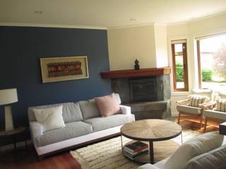 casa Familiar Puerto Varas de Ddo Diseño Minimalista