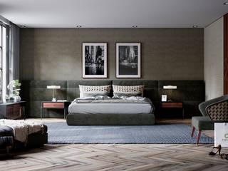 Quarto Moradia Cascais Alpha Details Quartos minimalistas