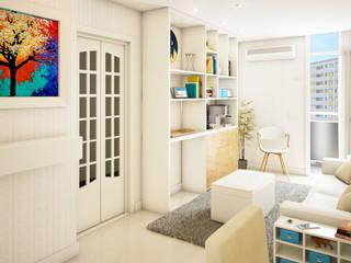 Ap Rio de Janeiro Diego Goecking - Designer Freela Locais de eventos clássicos Branco