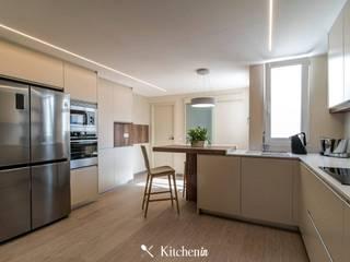 Projeto KI Cozinhas modernas por Kitchen In Moderno