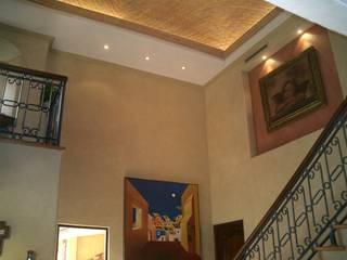 DIMARQ® espacios arquitectónicos Colonial style living room