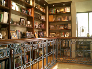 DIMARQ® espacios arquitectónicos Colonial style study/office
