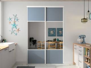 Kazed KitchenCabinets & shelves Chipboard Blue