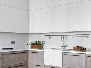 Cucina in stile classico di Rubleva Design Classico